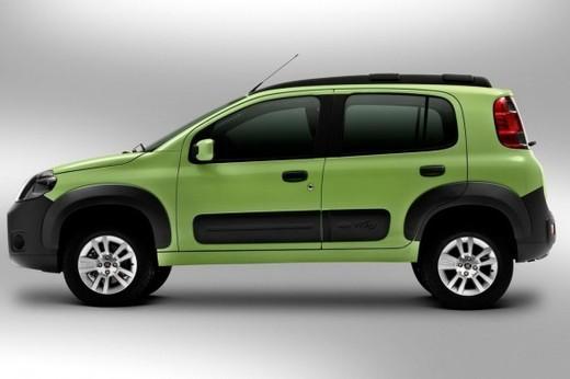 Fiat Uno debutta in Brasile - Foto 17 di 18