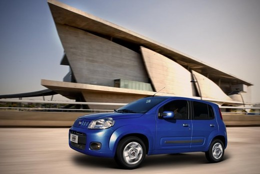 Fiat Uno debutta in Brasile - Foto 2 di 18