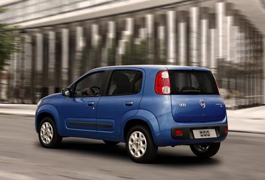 Fiat Uno debutta in Brasile - Foto 4 di 18