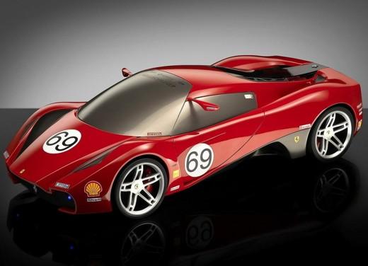 Ferrari Enzo 2012