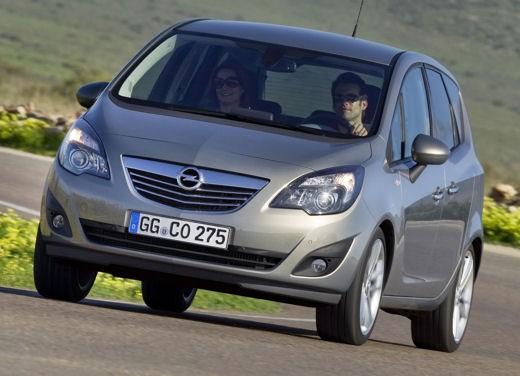 Opel Meriva provata su strada - Foto 15 di 28
