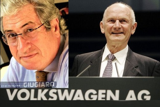 Volkswagen compra Ital Design di Giugiaro