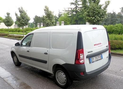 Dacia Logan Furgovan – Long Test Drive - Foto 2 di 10