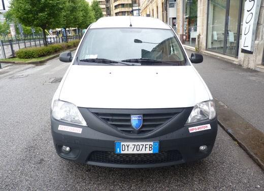 Dacia Logan Furgovan – Long Test Drive - Foto 5 di 10