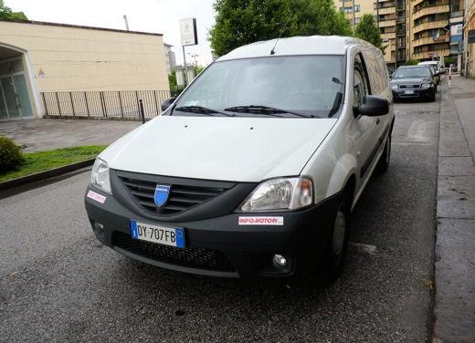 Dacia Logan Furgovan – Long Test Drive - Foto 8 di 10