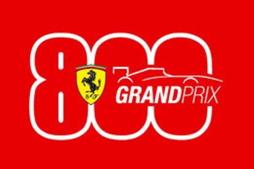 Ferrari 800 gran premi di Formula 1