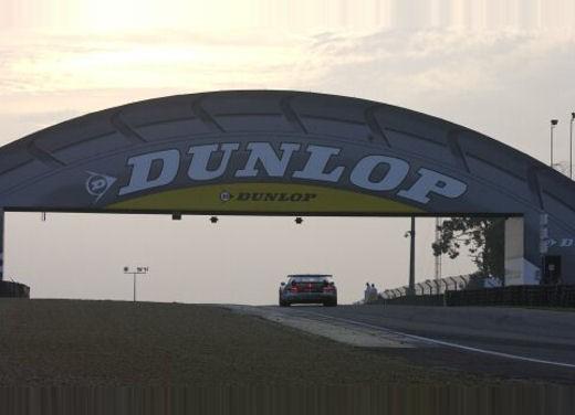 24 Ore di Le Mans gommata Dunlop - Foto 5 di 8