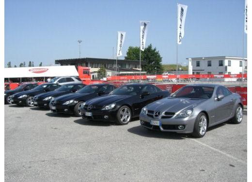 Mercedes SLK Naked - Test Drive