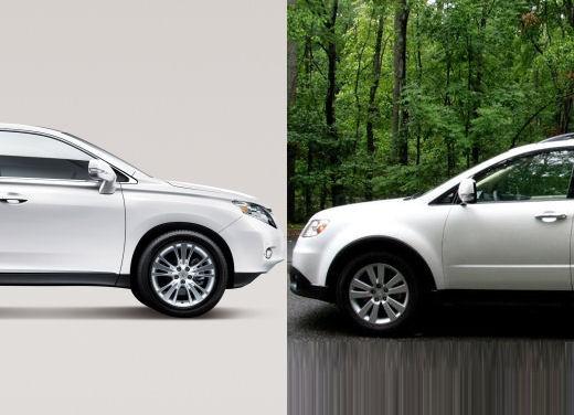 Lexus RX – Subaru Tribeca