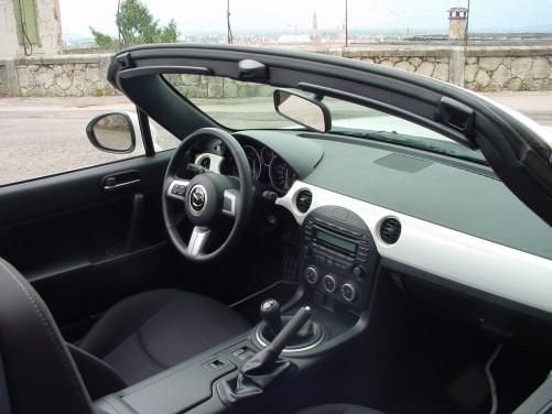 Mazda MX-5 – Volvo C70 Cabrio - Foto 8 di 8