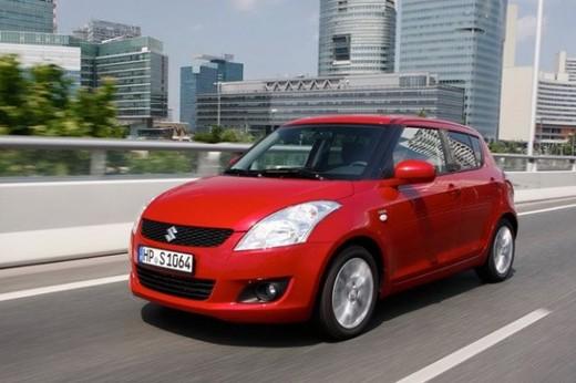 Suzuki Swift Navi Style offerta a partire da 10.900 euro per tutto luglio 2012