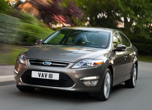 Nuova Ford Mondeo 2010, un facelift e nuove soluzioni meccaniche