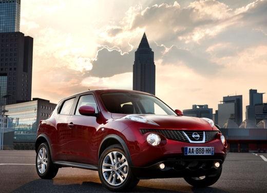 Nissan Juke già 15.000 ordini e Nissan Murano ora anche diesel a 42.600€