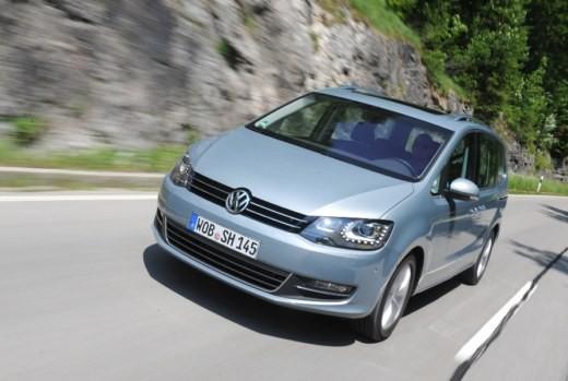 Volkswagen Sharan prime immagini ufficiali - Foto 22 di 22