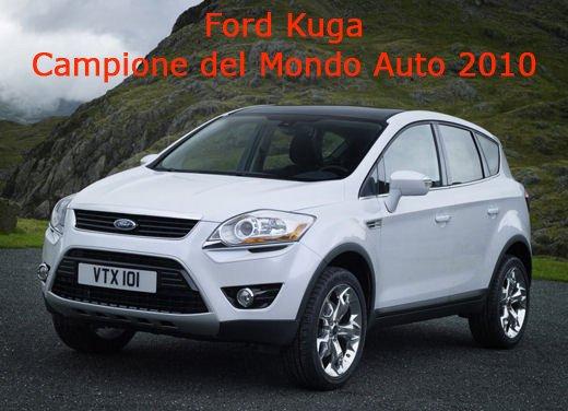 Coppa del Mondo Auto: vince la Ford Kuga