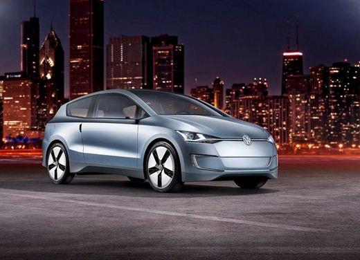 Volkswagen Lupo, l'ecologica Up cambia nome - Foto 3 di 5
