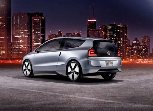 Volkswagen Lupo, l'ecologica Up cambia nome - Foto 4 di 5
