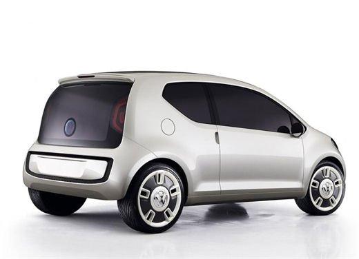 Volkswagen Lupo, l'ecologica Up cambia nome - Foto 2 di 5