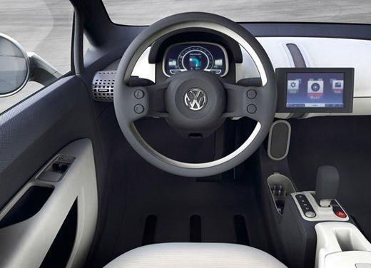 Volkswagen Lupo, l'ecologica Up cambia nome - Foto 5 di 5