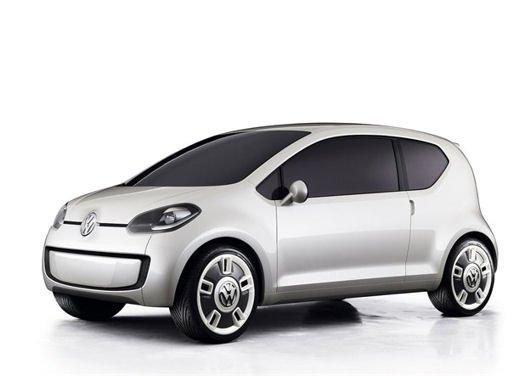 Volkswagen Lupo, l'ecologica Up cambia nome - Foto 1 di 5