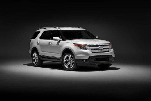 Ford Explorer 2011, tutte le informazioni - Foto 32 di 32