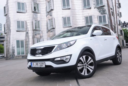 Kia Sportage diesel al prezzo promozionale di 20.150 euro - Foto 6 di 25