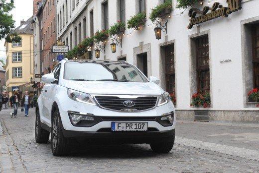 Kia Sportage diesel al prezzo promozionale di 20.150 euro - Foto 14 di 25