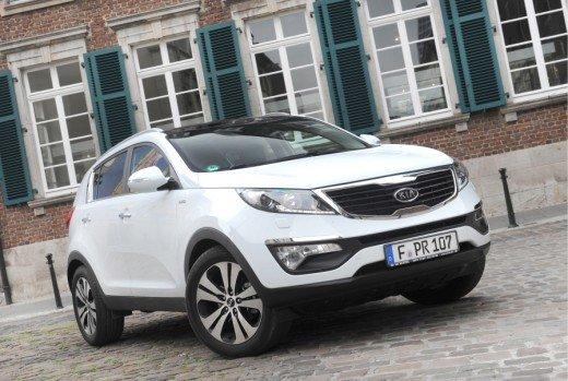 Kia Sportage diesel al prezzo promozionale di 20.150 euro - Foto 16 di 25