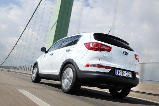 Kia Sportage diesel al prezzo promozionale di 20.150 euro - Foto 17 di 25