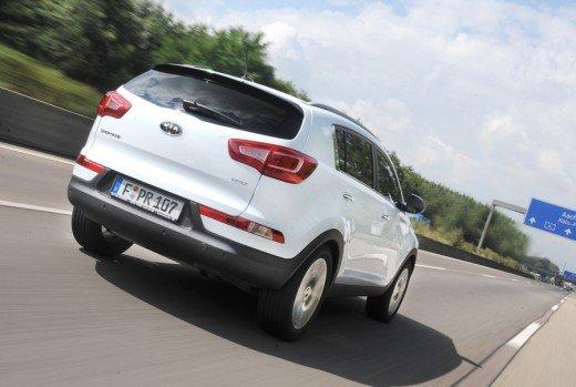 Kia Sportage diesel al prezzo promozionale di 20.150 euro - Foto 1 di 25