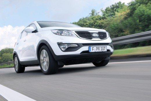 Kia Sportage diesel al prezzo promozionale di 20.150 euro - Foto 3 di 25