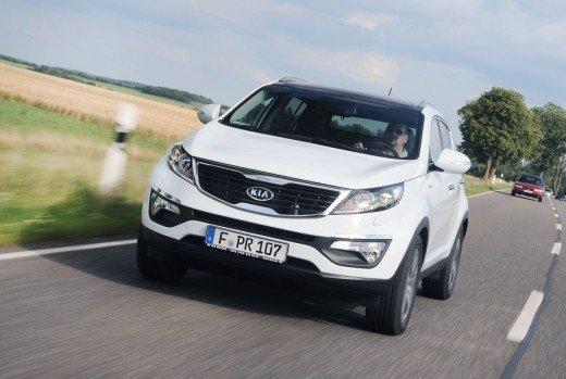 Kia Sportage diesel al prezzo promozionale di 20.150 euro - Foto 21 di 25