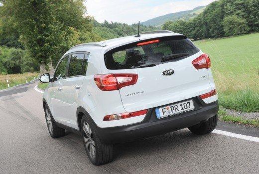 Kia Sportage diesel al prezzo promozionale di 20.150 euro - Foto 5 di 25
