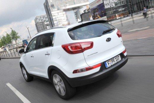 Kia Sportage diesel al prezzo promozionale di 20.150 euro - Foto 22 di 25