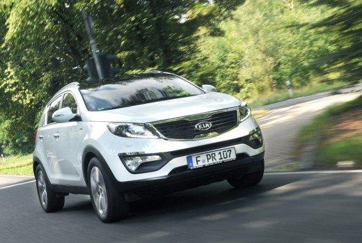 Kia Sportage diesel al prezzo promozionale di 20.150 euro - Foto 2 di 25