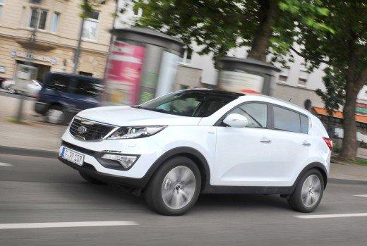 Kia Sportage diesel al prezzo promozionale di 20.150 euro - Foto 23 di 25