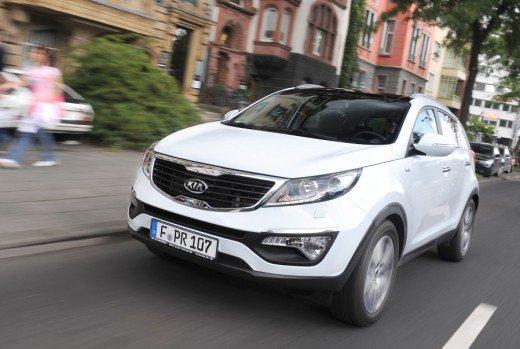 Kia Sportage diesel al prezzo promozionale di 20.150 euro - Foto 24 di 25