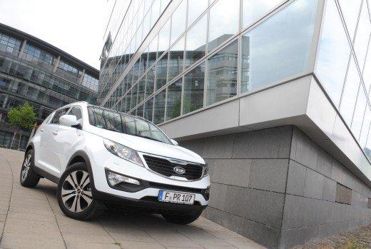 Kia Sportage diesel al prezzo promozionale di 20.150 euro - Foto 25 di 25