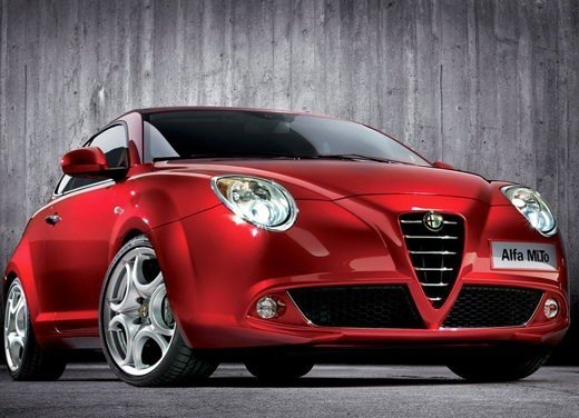 Alfa Romeo MiTo Twin Air 2012