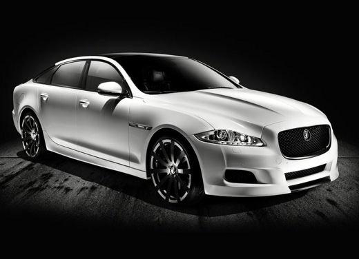 Jaguar XJ 75 Platinum