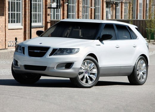 Saab 9-4X conquista il Top Safety Pick 2011, equivalente USA delle 5 stelle Euroncap