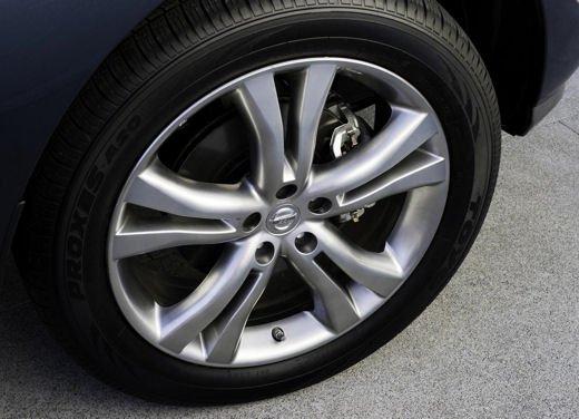 Nissan Murano 2011 specifiche USA - Foto 8 di 27