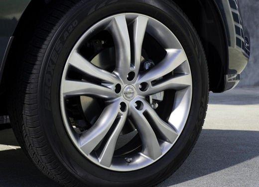 Nissan Murano 2011 specifiche USA - Foto 9 di 27