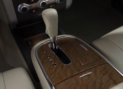 Nissan Murano 2011 specifiche USA - Foto 15 di 27