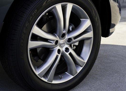 Nissan Murano 2011 specifiche USA - Foto 16 di 27