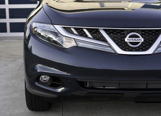 Nissan Murano 2011 specifiche USA - Foto 18 di 27