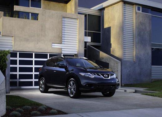 Nissan Murano 2011 specifiche USA - Foto 19 di 27