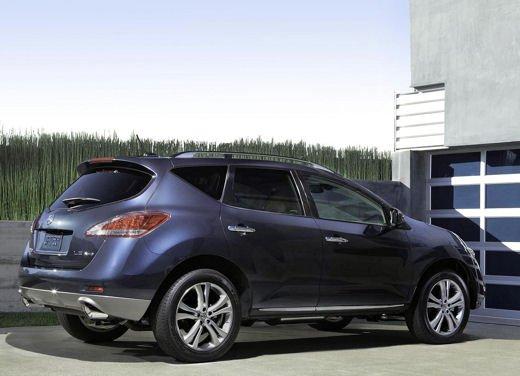 Nissan Murano 2011 specifiche USA - Foto 23 di 27