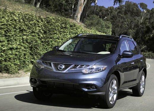 Nissan Murano 2011 specifiche USA - Foto 2 di 27
