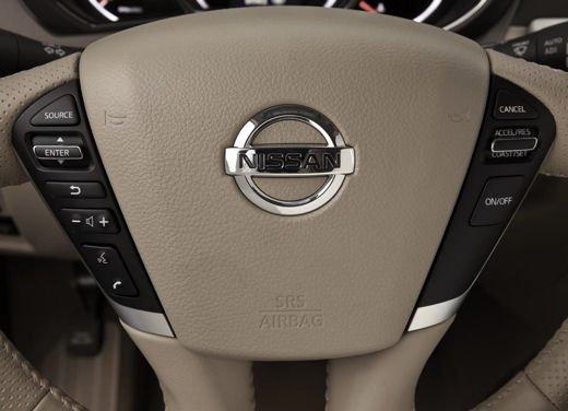 Nissan Murano 2011 specifiche USA - Foto 26 di 27